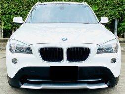 Bmw X1 1.8i 2012 ขับขี่ดีมาก สวยเหมือนใหม่ ไม่ผิดหวังครับคันนี้