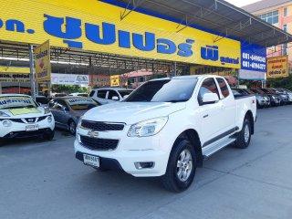 ขายรถ CHEVROLET COLORADO 2.5LT ดีเซล ปี 2015