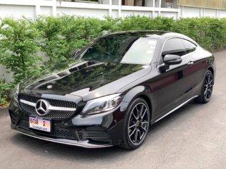 รถยนต์มือสอง 2018 Mercedes-Benz C200 Avantgarde รถเก๋ง 2 ประตู