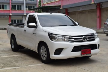 🚗 Toyota Hilux Revo 2.8 SINGLE J Plus 2018