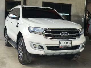 2018 Ford Everest 2.0 Titanium+ 4WD ไมล์ 35,228 กม.