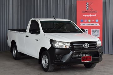 Toyota Hilux Revo 2.4 (ปี 2019) SINGLE J Plus Pickup MT